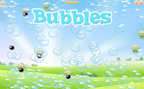 Bubbles Game developed by DotFive Labs - iOS and Windows Phone